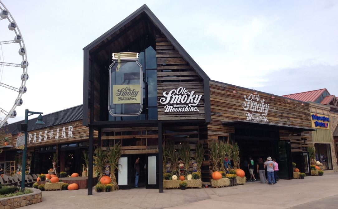 Ole Smoky - Thing to do in Pigeon Forge