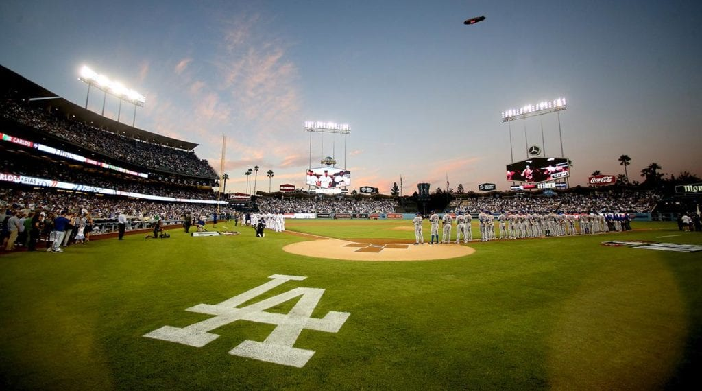LA Dodgers - Things to do in LA