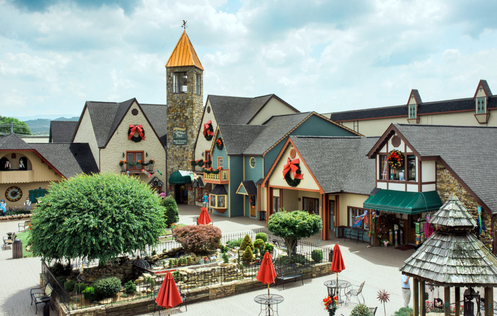The Christmas Place in Pigeon Forge, Tennessee