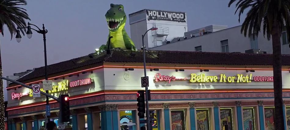 Family Activities in Hollywood - Ripley's Believe it or Not