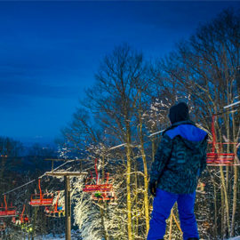 Skiing at Ober Gatlinburg - Things to do