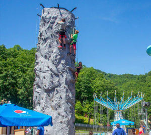 Rock Climbing at Ober Gatlinburg