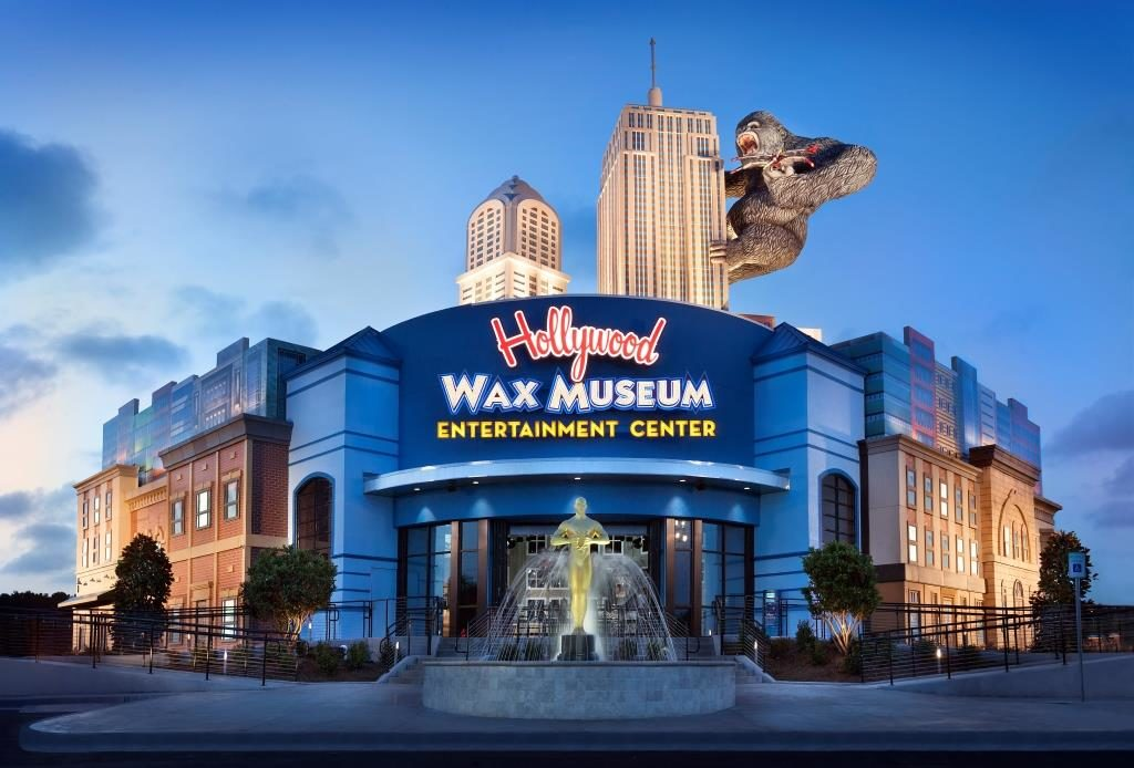 Hollywood Wax Museum Entertainment Center Myrtle Beach