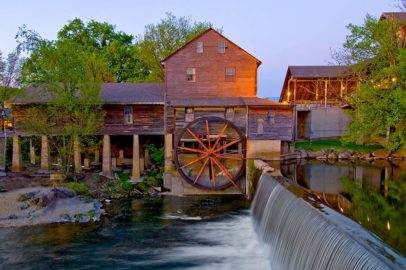 Old Mill Square - Best of Pigeon Forge