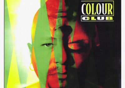 Alternative Logo Colour Club CD Cover
