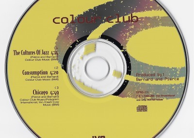 Colour Club Radio Sampler CD