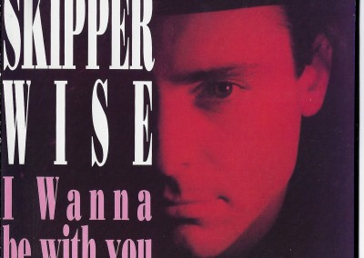 I Wanna Be With You CD single cover