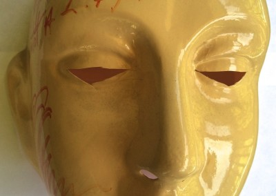 Mask used in the video