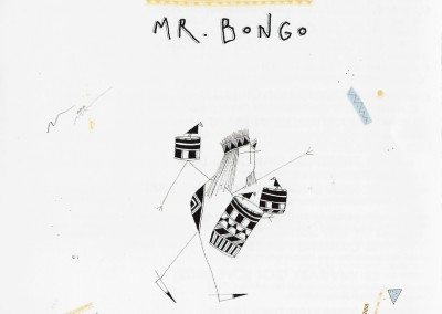 Mr Bongo Cd Cover
