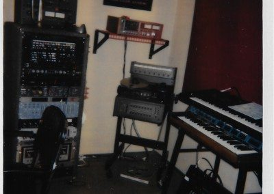 My 8 Track Studio
