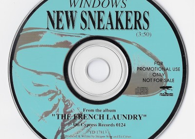 New Sneakers CD Single