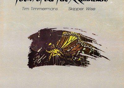 Original Poems Album Cover