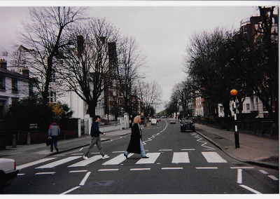 Peter Skipper Abbey Road