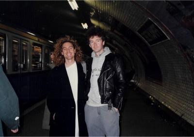 Peter & Skipper in Paris