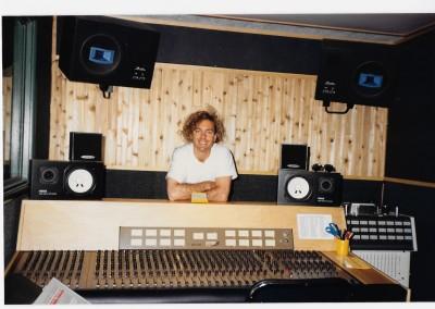 Skipper at MHS Studio 1988