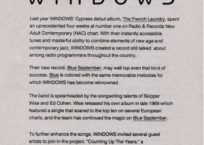 Windows Blue September Press Release 1
