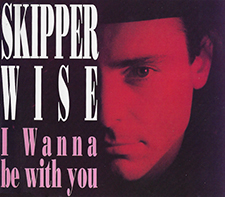 I Wanna Be With You CD Single (1992)