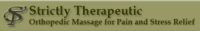 Strictly Therapeutic Massage